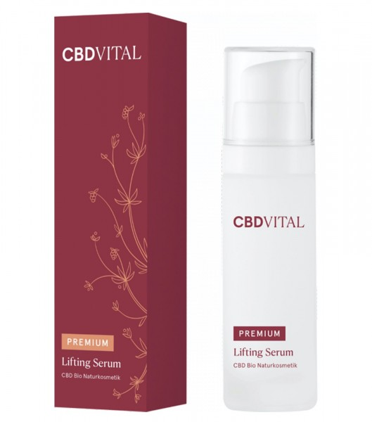 Lifting Serum Wellness anti aging Cbd vital gesund